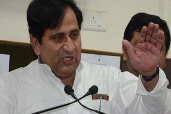 congress strict on shakeel ahmed