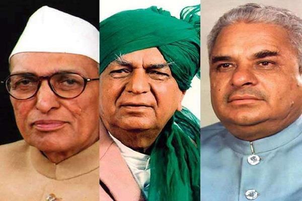 news of haryana politicians