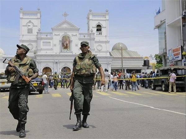sri lanka blasts tussle between president pm caused intel failure