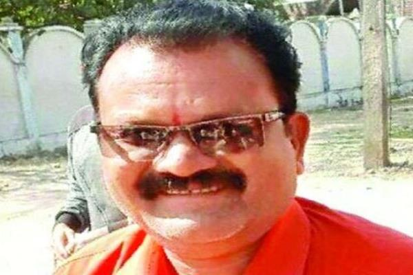 police disclose the killing of congress leader