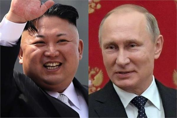 north korea s kim jong un reaches russia for summit with