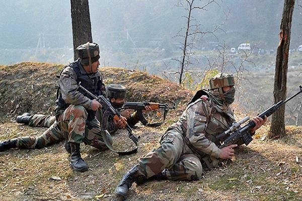 two terrorists arrested in jammu kashmir