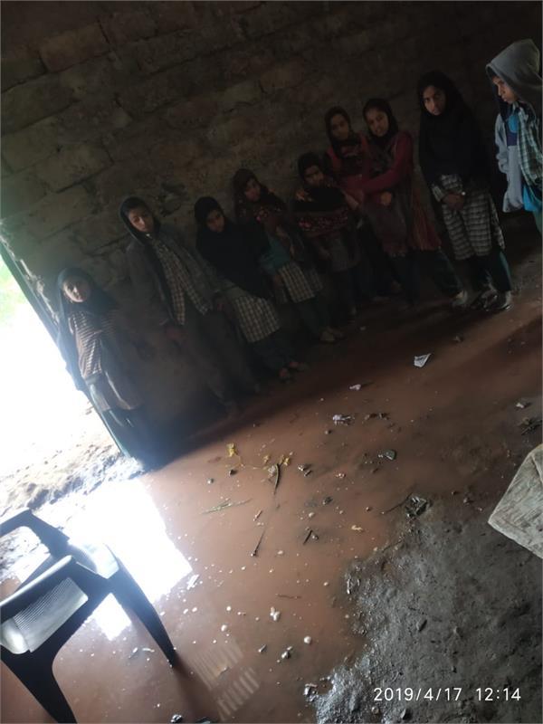 muddy school of surankot