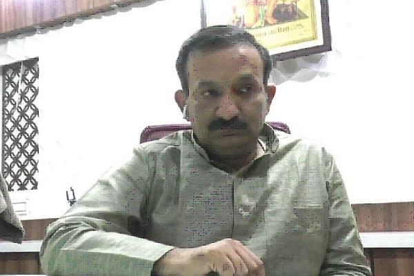 tarun bhandari accused of misuse of government machinery imposed on bjp