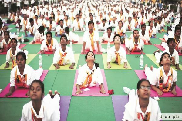 yoga olympiad for students
