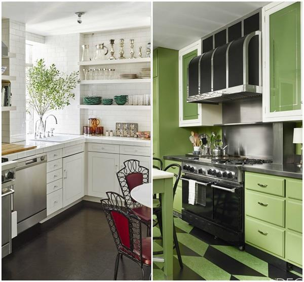 स्मॉल किचन के लेटेस्ट डिजाइन, देखते ही रह जाएंगे तस्वीरें