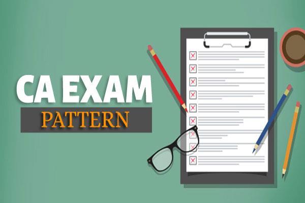 icai changes ca exam pattern