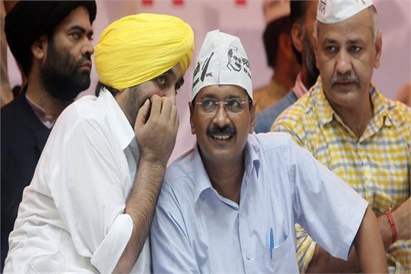 aap pary can play on a new face in ludhiana
