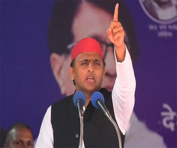 bjp and congress are two sides of a coin akhilesh