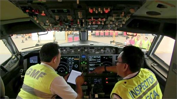ethiopian airlines boeing 737 pilots could not stop nosedive