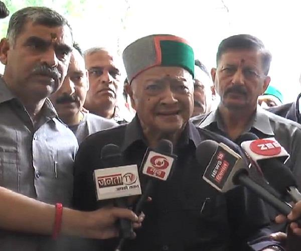 virbhadra said not easy to win in the election
