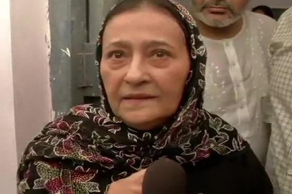 tazeen fatma statement