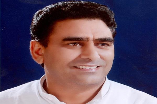 news of congress candidate lalit nagar