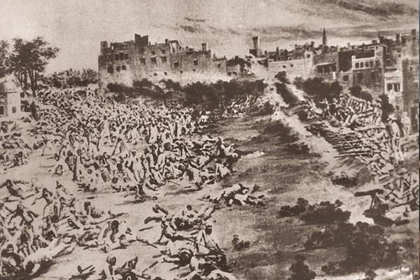 the eyewitnesses of the jallianwala bagh massacre were sardar jodh singh