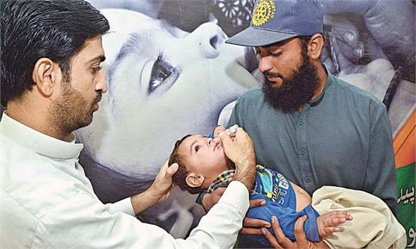 pakistan countrywide anti polio campaign starts today