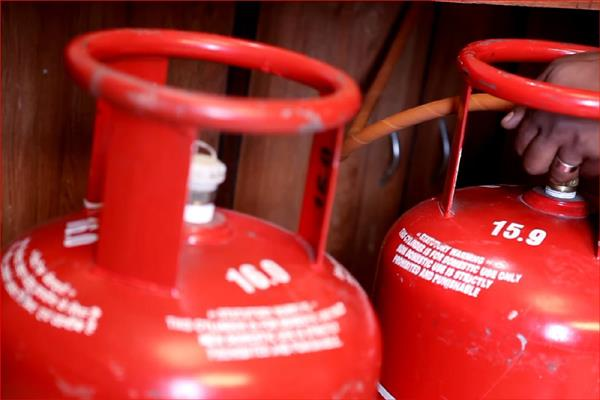 increase the price of lpg cylinders know how expensive the cylinder is