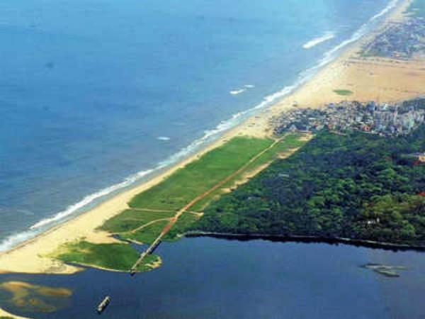 chennai will end up in the sea  research