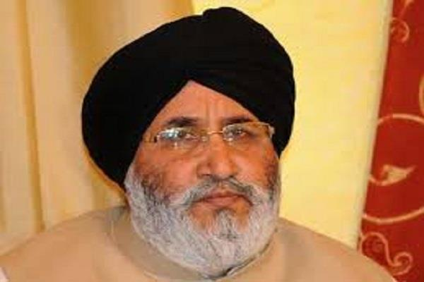 akali dal election commission should remove police officers poor image