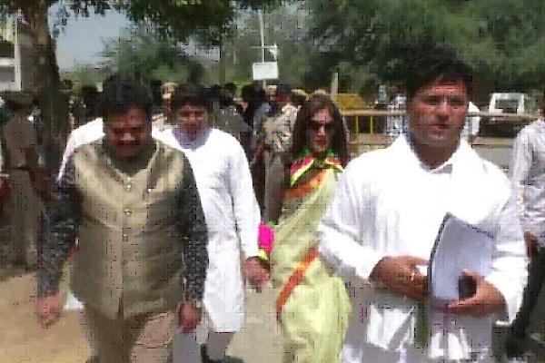 congress nominee ashok tanwar nominated from sirsa lok sabha