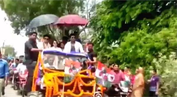 bangladeshi actor ghazi abdullah ordered leave india immediately