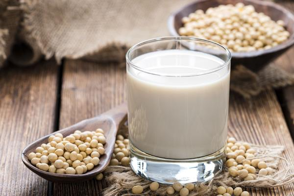 tofu now made from fresh milk of soybean