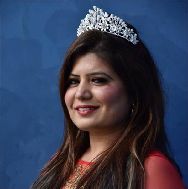 डॉ.शिवाली बनीं दीवा मिसेज इंडिया, महिलाओं को दिया खास मैसेज