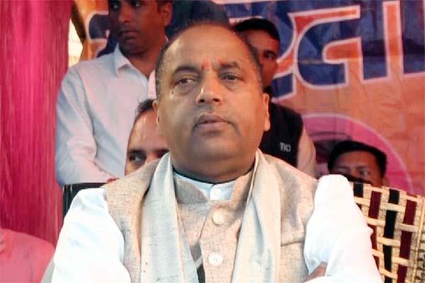 cm jairam gave edification to political parties