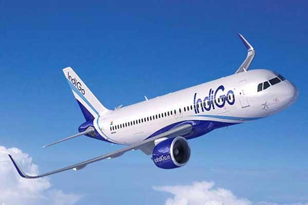 issue show notification to indigo on pendw engine issue