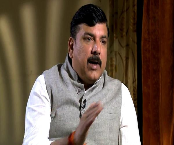 if modi becomes pm then crackers will spread in pakistan sanjay singh