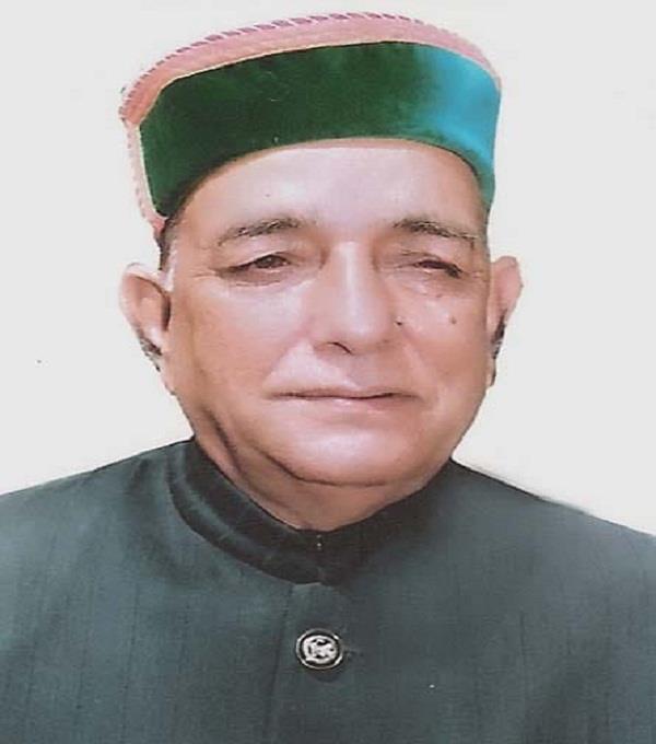 former congress legislator of siraj dies in igmc