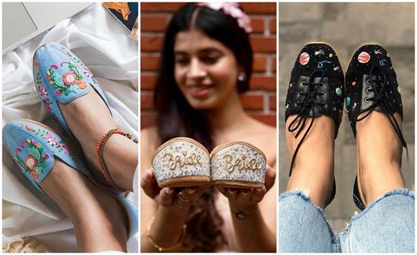 Fashion: फुटवियर्स के ये लेटेस्ट डिजाइन्स लड़कियों को आएंगे बड़े पसंद