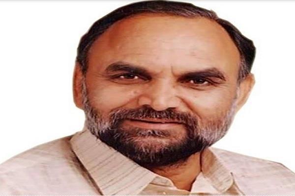 former bjp mp govind mishra leaves party party stirred up