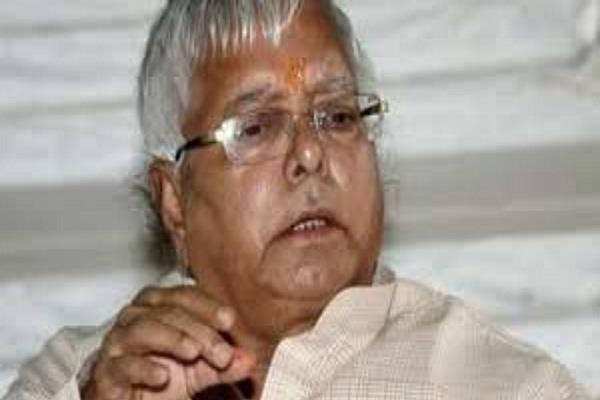 big blow to rjd jail administration ban to meet lalu