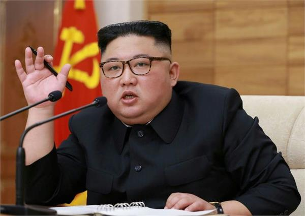 kim jong un gathers party leaders to discuss tense situation
