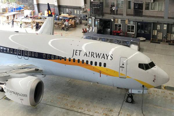 one more fall in jet airways employees closed medical facilities