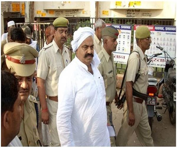 supreme  blow to bahubali atik ahmed shift from up to gujarat jail