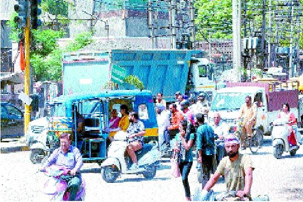accidents occurring every day due to auto drivers negligence