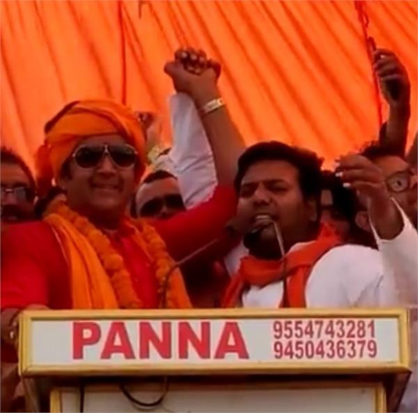 ravi kishan did win the gorakhpur seat claiming