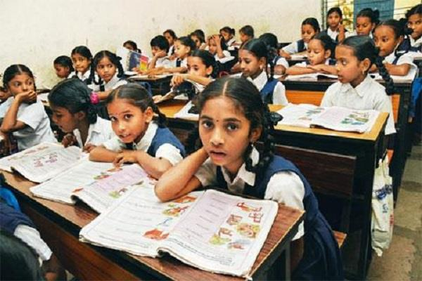 in spite of all claims no picture of education changed in the state