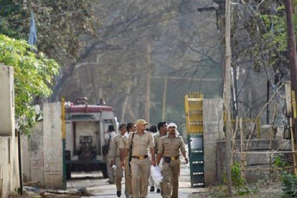 high alert in the district regarding lok sabha elections change here