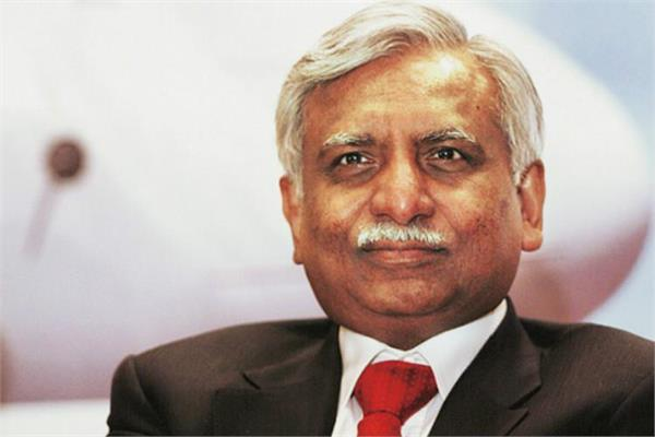 naresh goyal pledged his 26 percent stake in jet airways for debt