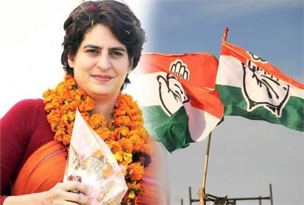 priyanka gandhi has taken the blessings of hanumanji will be kalyan mahant das