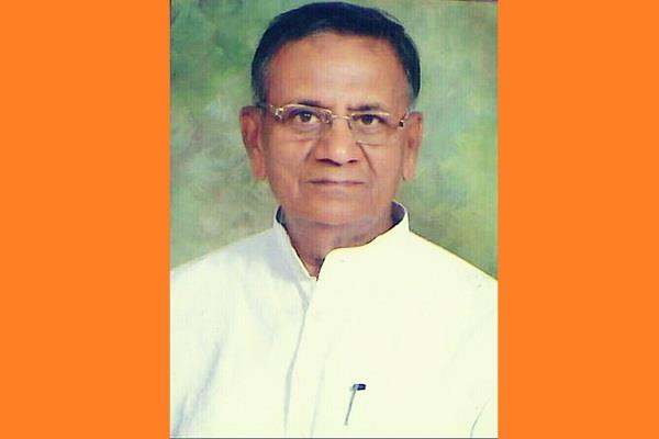 congress leader jp gupta will join bjp tomorrow