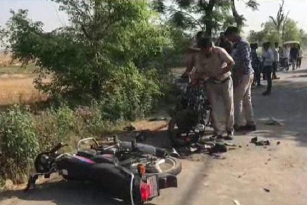 home guards death in road accident three others injured