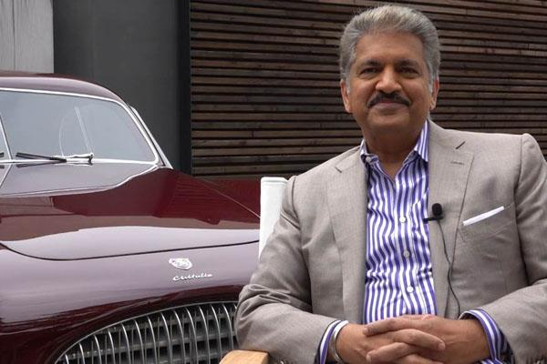 anand mahindra said at the wife s reply  there is also the loss of smart wife