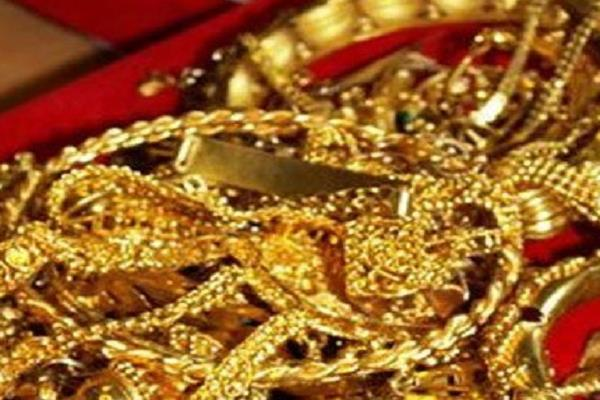 checking campaign is in full swing millions of jewelery seized