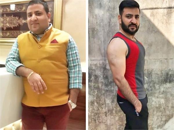 Weight Loss: 100 किलो का हो गया था शख्स, खुद के बनाए Diet Plan से घटाया वजन