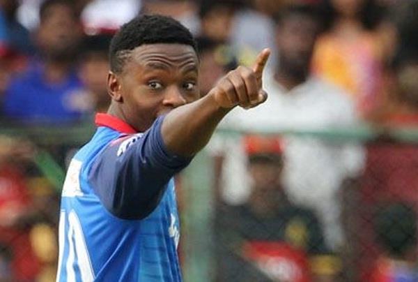 IPL 2019 : Kasigo Rabada got Purple cap
