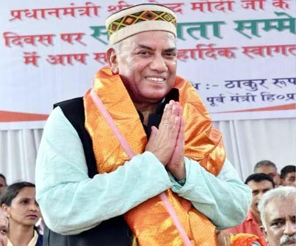 roop singh thakur neglected may be heavy on bjp