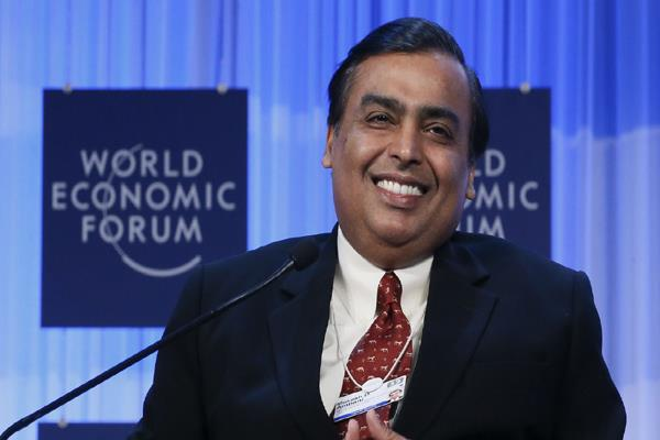 mukesh ambani is fabulous for the first day of the financial year 18 billion